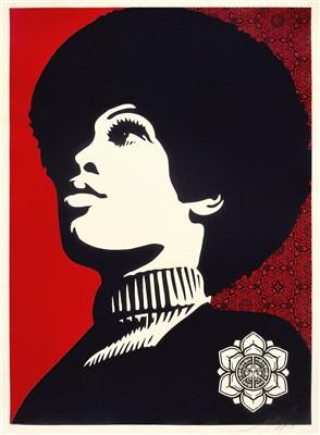 Lot 126 - Sarah Morris (American b.1967), 'Geigy (Clips)', 2011