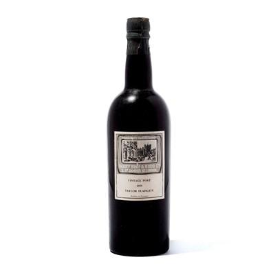 Lot 9-6 bottles Taylor 1955