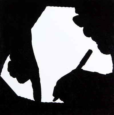 Lot 127 - Seth Price (Israli b.1973), 'Writing', 2009