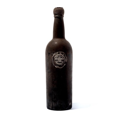 Lot 16-1 bottle 1935 Sandeman
