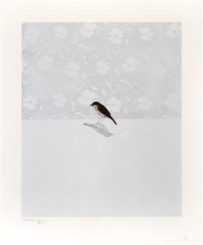 Lot 22 - Charming Baker (British b.1964), 'Bird III', 2013