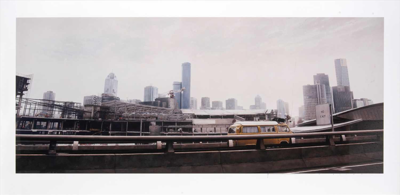 Lot 66 - Jeremy Geddes (New Zealand b.1974), 'Falling Echo', 2013