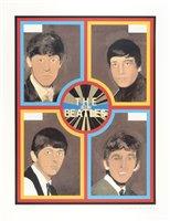 Lot 111 - Peter Blake (British b.1932), 'The Beatles, 1962', 2012