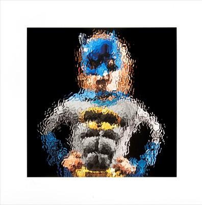 Lot 93 - Marcus Harvey (British b.1963), 'Batman', 2012