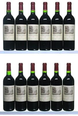 Lot 38-12 bottles 2000 Chateau Duhart-Milon