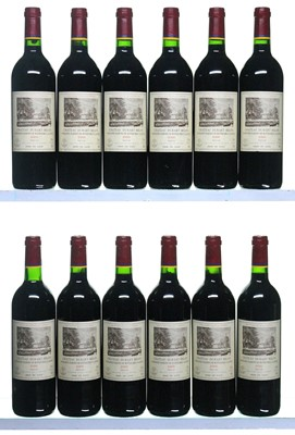 Lot 39-12 bottles 2000 Chateau Duhart-Milon