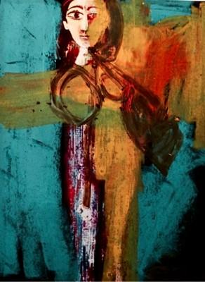 Lot 4-Enoc Perez (Puerto Rican 1967-), 'Untitled', 2013