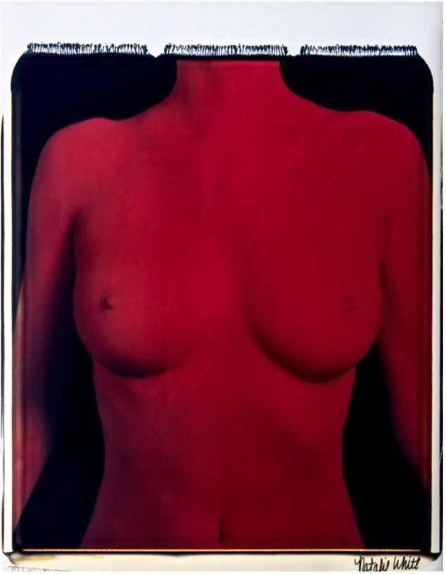 Lot 18-Natalie White (American 1988-), 'Red Neck', 2013