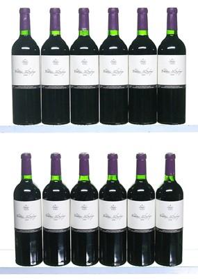 Lot 40-12 bottles 2000 Chateau Laforge