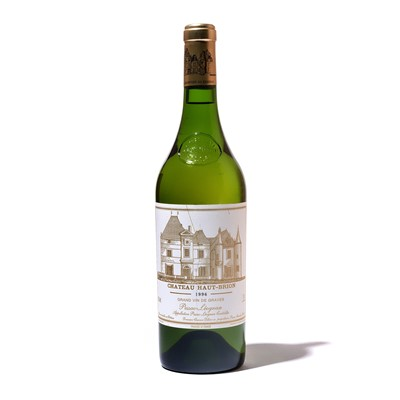 Lot 133-1 bottle 1996 Ch Haut-Brion Blanc