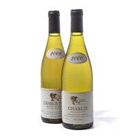 Lot 89 - Mixed Chablis Domaine Servin