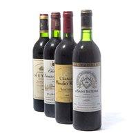 Lot 11-Mixed Bordeaux