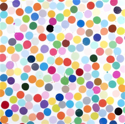 Lot 307-Damien Hirst (British b.1965), 'Claridges (H5-4)', 2018