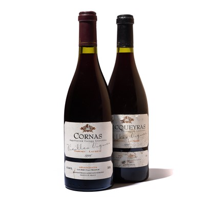 Lot 97 - 4 bottles Mixed Tardieu-Laurent