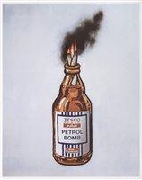 Lot 153 - Banksy (British b.1974), 'Tesco Value Petrol Bomb', 2011