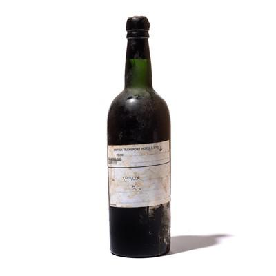 Lot 18-1 bottle 1955 Taylor