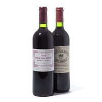 Lot 13-Mixed 1990s St Emilion