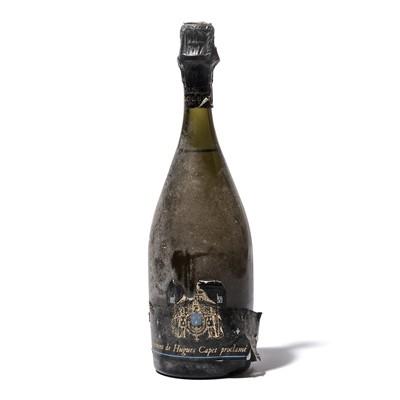 Lot 110 - 5 bottles 1979 Gosset Hugues Capet