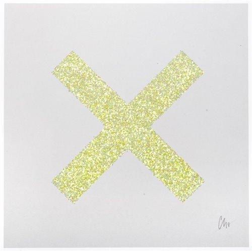 Lot 28 - Chris Levine (British b.1960), 'Marks The Spot (8)', 2018