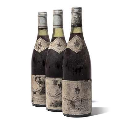 Lot 146-11 bottles 1976 Chambolle-Musigny M&L Parisot