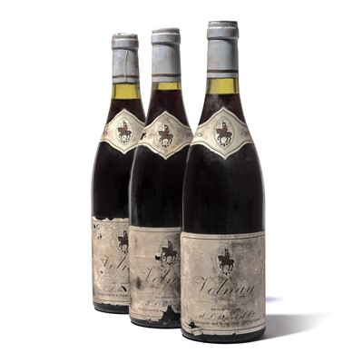 Lot 164-12 bottles 1976 Volnay M L Parisot