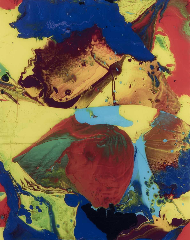Lot 27-Gerhard Richter (German 1932-), 'Bagdad (P10)', 2014
