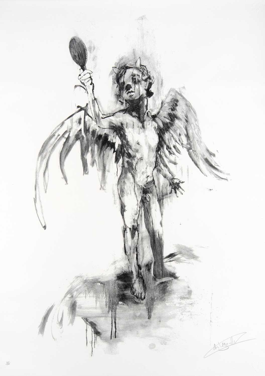 Lot 9-Antony Micallef (British 1975-), 'God I Want To Be Bad', 2007