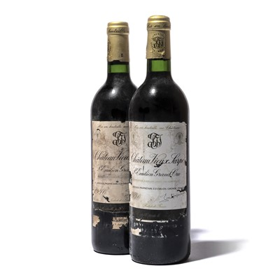 Lot 78-12 bottles 1990 Ch Vieux Sarpe