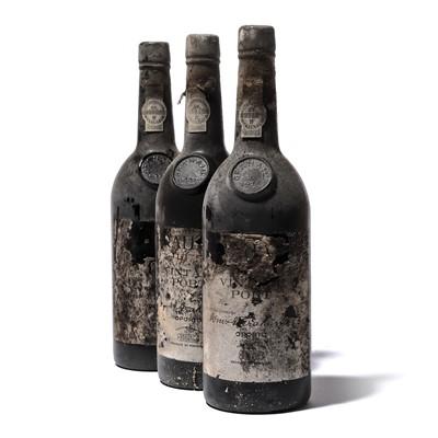 Lot 5-12 bottles 1975 Graham