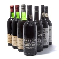 Lot 2-Mixed Vintage Port