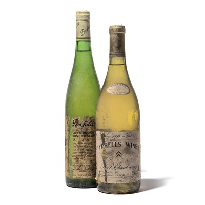 Lot 148 - 19 bottles Mixed Australian White Wines