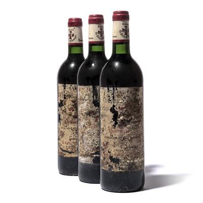 Lot 80-12 bottles 1992 Ch La Croix St Georges