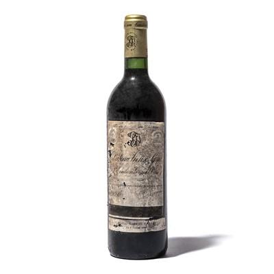 Lot 76-12 bottles 1990 Ch Vieux Sarpe