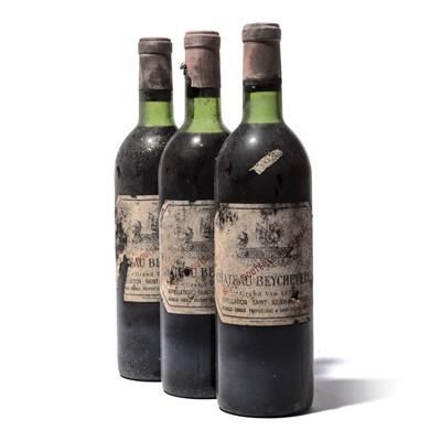 Lot 45-11 bottles 1973 Ch Beychevelle