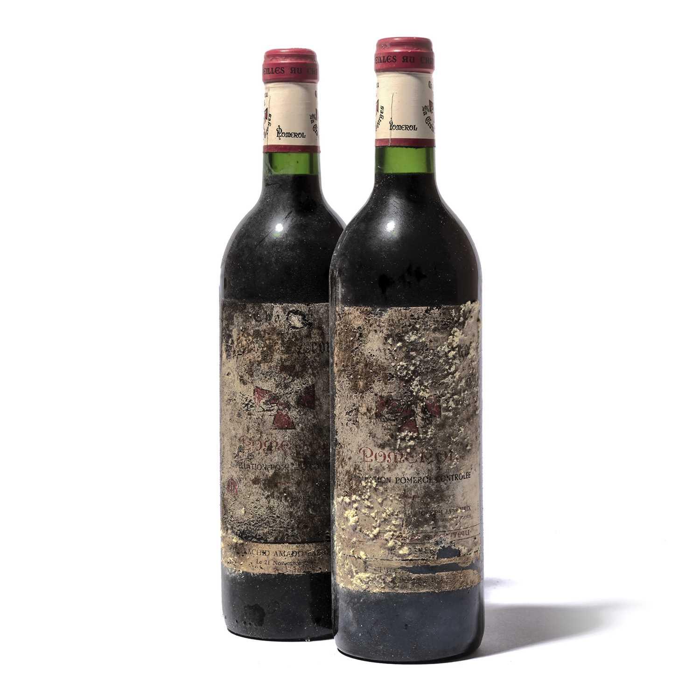Lot 81-12 bottles 1993 Ch La Croix St Georges