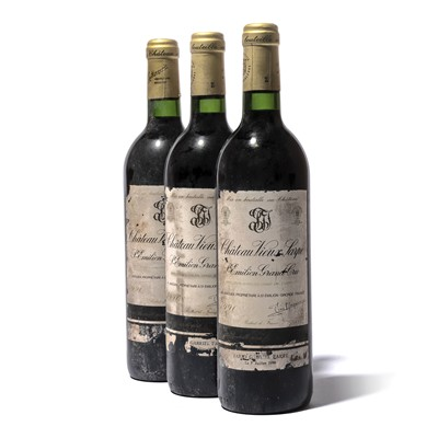 Lot 77-12 bottles 1990 Ch Vieux Sarpe