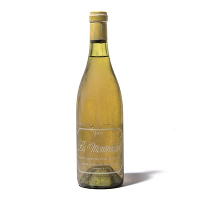 Lot 192-1 bottle 1973 Montrachet Laurent Dublanc