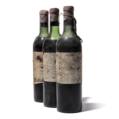 Lot 109-3 bottles Mixed Ch Margaux