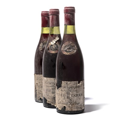 Lot 158-12 bottles 1976 Bourgogne Rouge Cuvee Latour