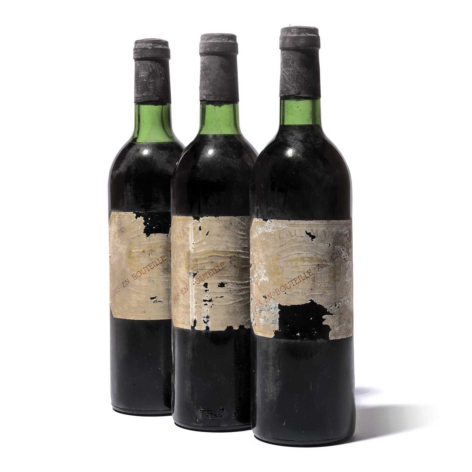 Lot 61-12 bottles 1977 Ch Margaux