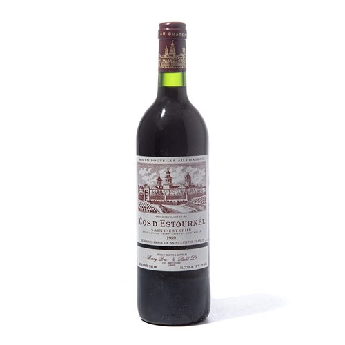 Lot 7-1989 Chateau Cos d'Estournel