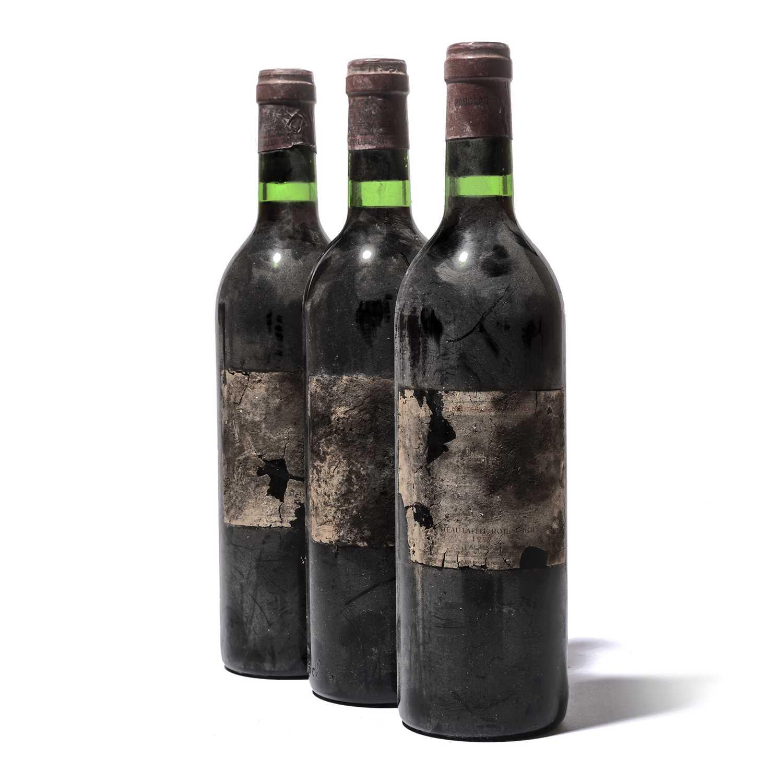 Lot 48 - 5 bottles Mixed Ch Lafite-Rothschild