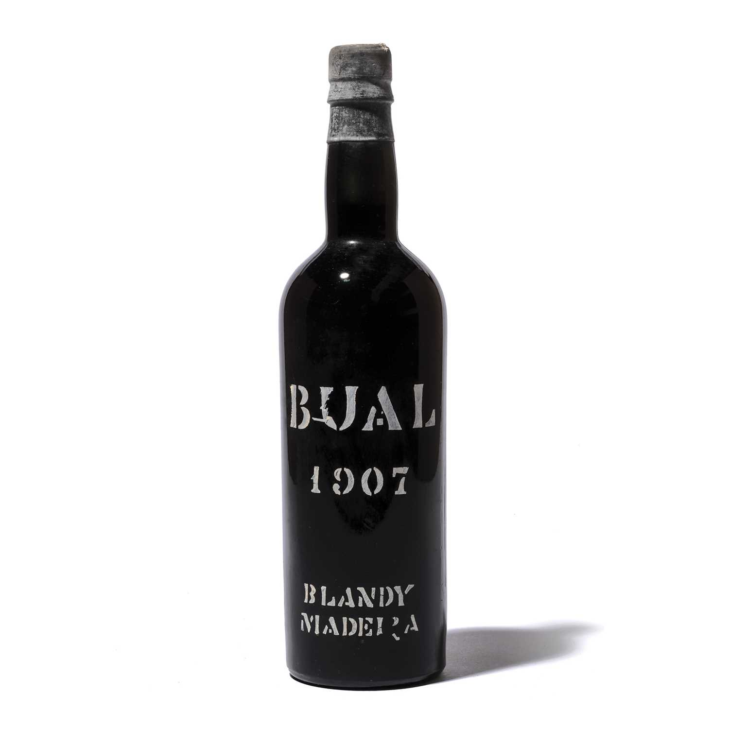 Lot 25-1 bottle 1907 Bual