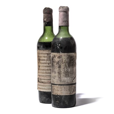 Lot 103-2 bottles Mixed Chateau Latour