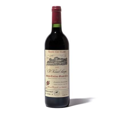 Lot 82-12 bottles 1995 Ch Haut Sarpe