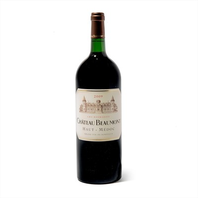 Lot 127-6 magnums 2009 Ch Beaumont