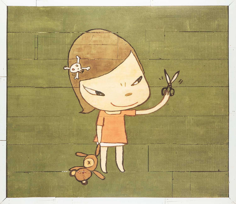 Lot 53 - Yoshitomo Nara (Japanese 1959-), 'Real One', 2020