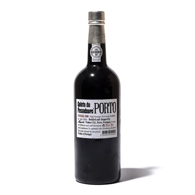 Lot 20-6 bottles 1999 Quinto do Passadouro