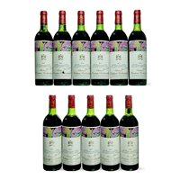 176 - 1975 Chateau Mouton-Rothschild