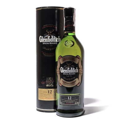 Lot 172 - 1 litre Glenfiddich Special Reserve 12 Year Old